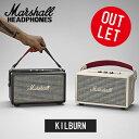 【アウトレット品】Marshall マーシャル KILBURN Bluetooth対応スピーカー 【国内正規品】【送料無料】