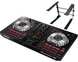 PIONEER DJコントローラー DDJ-SB3 + PCスタンド セット