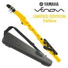 【11月6日発売予定ご予約受付中】YAMAHAヤマハVenovaYVS-100YVS-100YL(Yellow)ヴェノーヴァカジュアル管楽器数量限定カラー