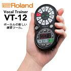 RolandローランドVocalTrainerVT-12-BK【送料無料】