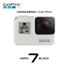 限定カラーGoProゴープロHERO7BLACKリミテッドエディションCHDHX-702-FWウェアラブルアクションカメラ【国内正規品】【送料無料】