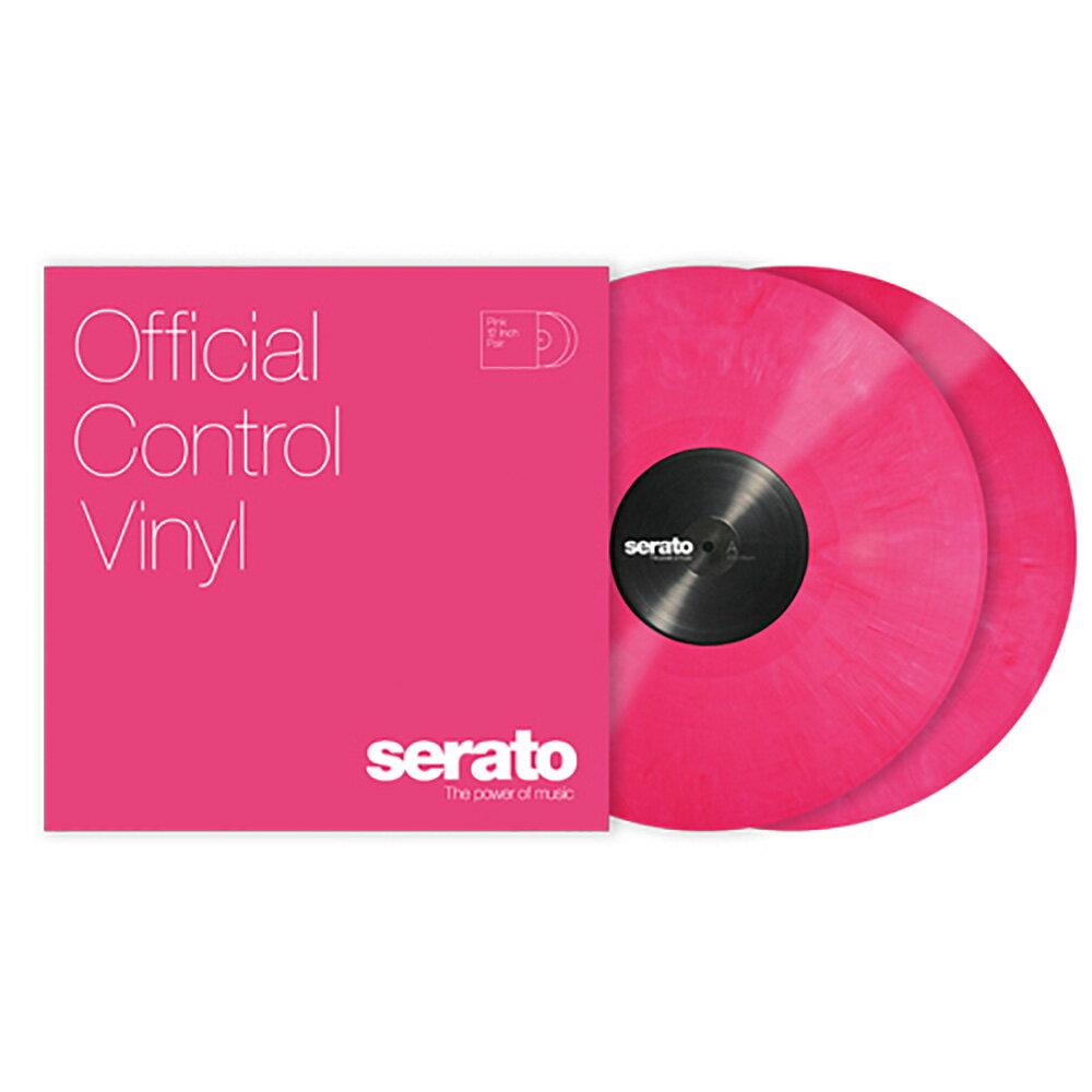 SERATO CONTROL VINYL / PINK【2枚組】(レコード)