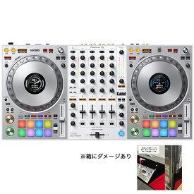 《アウトレット品》Pioneer DJコントローラー DDJ-1000SRT-W 《serato DJ Suite付き》《教則動画付属》