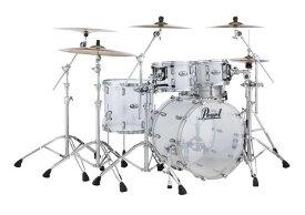 """《楽天カードポイント5倍キャンペーン(SPU分でポイントで最大7倍)》送料無料!! Pearl(パール)ドラムセット CRB524P/C 730 Ultra Clear Crystal Beat 4点Set 22"""" 10"""" 12"""" 16"""" DrumLiteつき アクリルシェル"""
