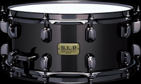 送料無料!! TAMA(タマ)スネアドラム LBR1465 BLACK BRASS S.L.P. SOUND LAB PROJECT 入荷待ち・5月末予定