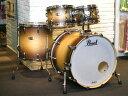 送料無料!!Pearl(パール)ドラムセット MCT924BEDP/C 351 Satin Natural Burst Masters Maple Complete 入荷待ち