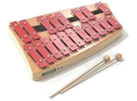 SONOR ソナー・オルフ教育楽器 卓上鉄琴 グロッケンシュピール SN-NG30【入荷待ち・納期未定】