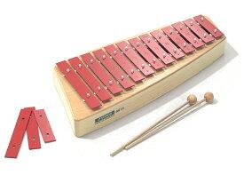 SONOR ソナー・オルフ教育楽器 卓上鉄琴 グロッケンシュピール SN-NG11