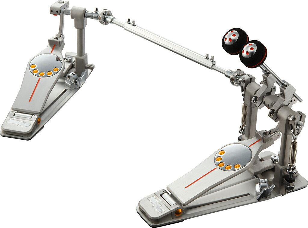 送料無料!! Pearl(パール)ツインペダル デーモンドライブ ダイレクト P-3002D【セミハードケース付】
