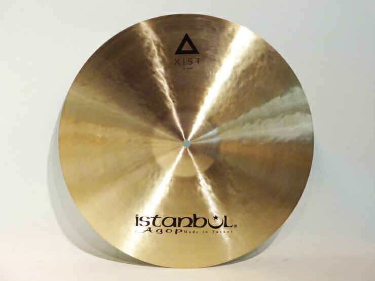 """istanbul Agop(イスタンブールアゴップ)サスペンドシンバル XIST Series 18"""" Suspended / 吹奏楽"""