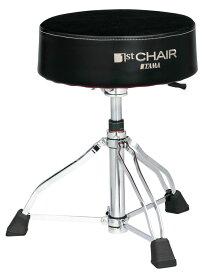 送料無料!! TAMA(タマ)HT850BC 1st Chair ラウンドライダーXL 3脚ガスリフト クロストップ