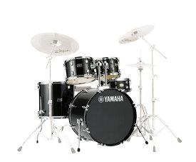 """送料無料!! YAMAHA(ヤマハ)ドラムセット RDP0F5 RYDEEN(ライディーン)20""""BDシェルパッケージ ブラックグリッター/BLG"""