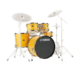 """送料無料!! YAMAHA(ヤマハ)ドラムセット RDP2F5 RYDEEN(ライディーン)22""""BDシェルパッケージ メローイエロー/YL"""