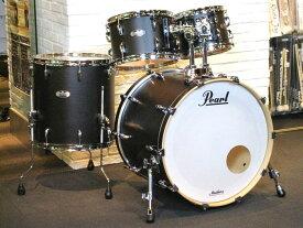 送料無料!!Pearl(パール)ドラムセット MCT924BEDP/C 124 Mat Black Mist Masters Maple Complete Drum Set / シェルパック 入荷待ち
