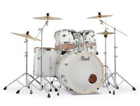 Pearl(パール)EXX725S/C-2CSN #33 EXPORT EXX / エクスポート・2シンバル付き ドラムフルセット スタンダードサイズ(カラー:Pure White / ピュアホワイト)