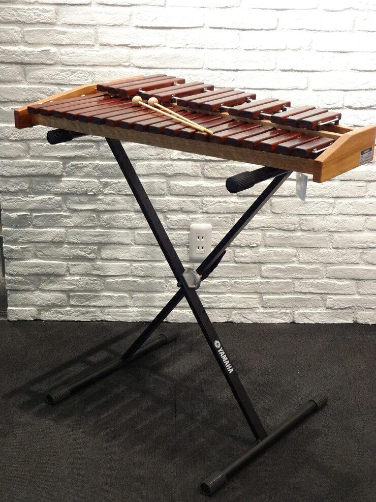 KOROGI(こおろぎ社)卓上木琴 / シロフォン ECO32+YAMAHAスタンド付き マレット1組付き