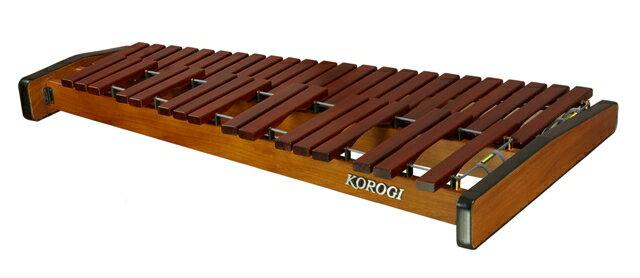 KOROGI(こおろぎ社)RM40 / 練習用マリンバ 40鍵 A37〜C76 / 3オクターブ 1/3