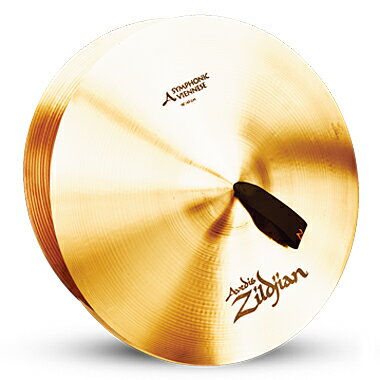 "Zildjian (ジルジャン)合わせシンバル A Symphonic Viennese Tone 18""ペア/A ジルジャン シンフォニック ヴェニーズトーン"