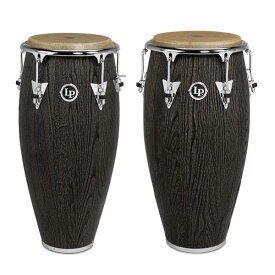 LP コンガ Uptown Sculpted Ash Congas 11″ Quinto & 11-3/4″ Conga / アップタウン・シリーズ