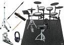 Roland(ローランド)TD-17KVX-S V-Drums Kit / オリジナルオプション ハイハットスタンド、イス、シングルペダル、スティック、スティ…