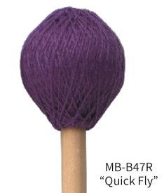 """MIKE BALTER(マイク・バルター)ビブラフォンマレット MB-B47R """"Quick Fly"""" エクスプレッション・シリーズ(ミディアムハード)"""
