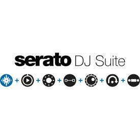 Serato DJ Suite《serato DJ+全拡張パック》シリアルコード メール納品