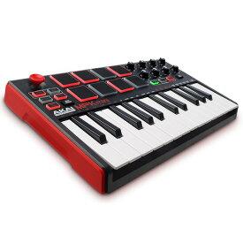 《アウトレット品》Akai Professional USB MIDIキーボードコントローラー 8パッド MPK mini MK2