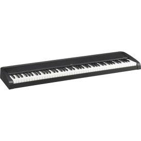 【アウトレット品】KORG コルグ / B1 BK デジタルピアノ 電子ピアノ 88鍵盤 送料無料