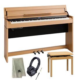 Roland 電子ピアノ DP603-NBS ナチュラルビーチ調 ローランド デジタルピアノ【お薦めヘッドフォン&鍵盤クロスセット】【配送設置無料(沖縄・離島納品不可)】【高低自在椅子&ヘッドフォン付属】