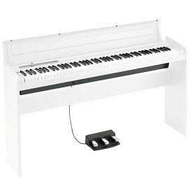 KORG コルグ 電子ピアノ LP-180 ホワイト