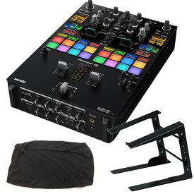 Pioneer DJミキサー DJM-S7 serato DJ Pro対応《ラップトップスタンド & ダストカバー プレゼント》