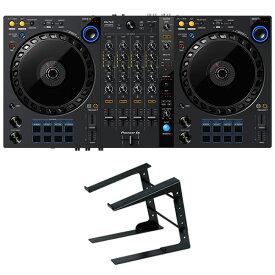 Pioneer DJコントローラー DDJ-FLX6 + PCスタンド セット (rekordbox・Serato DJ Pro対応)