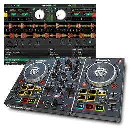 《アウトレット品》NumarkDJコントローラーSeratoDJLite対応パーティライト搭載PartyMix