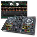 《楽天カードポイント5倍キャンペーン(SPU分でポイントで最大7倍)》《アウトレット品》Numark DJコントローラー Serato DJ Lite対応 …
