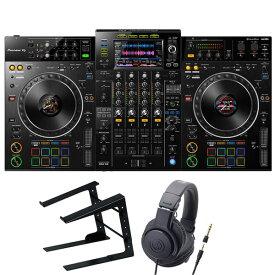 Pioneer DJコントローラー XDJ-XZ + ヘッドホン + スタンド セット