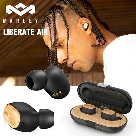House of Marley 完全ワイヤレスイヤホン LIBERATE AIR 通話対応 Bluetooth AAC aptX対応【国内正規品】送料無料