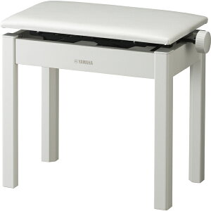YAMAHA 電子ピアノ用イス 高低自在椅子 BC-205WH / ホワイト