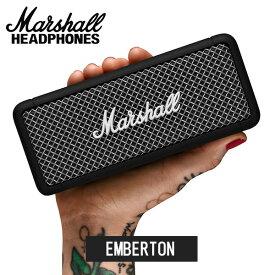 Marshall マーシャルEMBERTON スピーカー Bluetooth5.0対応 軽量700g 《国内正規品》