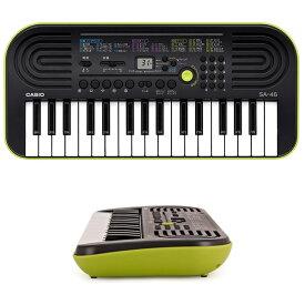 CASIO カシオ 32ミニ鍵盤 キーボード SA-46