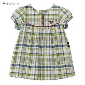 ミキハウス ダブルビー mikihouse ワンピース(80cm・90cm・100cm) ベビー 赤ちゃん キッズ 子供 女の子
