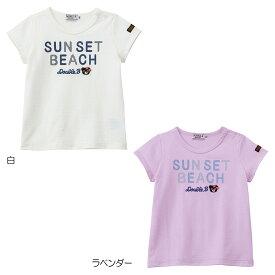 ミキハウス ダブルビー mikihouse Tシャツ(80cm・90cm・100cm) 女の子 半そで かわいい こども ベビー服