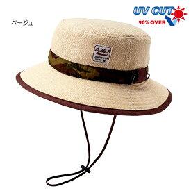 ミキハウス ダブルビー mikihouse 帽子〈S-LL(48cm-56cm)〉 ベビー キッズ 赤ちゃん 子供 こども 帽子 ハット 女の子 男の子 UVカット