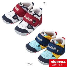 ミキハウス ダブルビー mikihouse ベビーファーストアクアシューズ (11.5cm-13.5cm) ベビー 赤ちゃん 男の子 女の子 靴 プレゼント 出産祝い