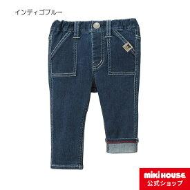 ミキハウス ダブルビー mikihouse パンツ(80cm-130cm) ss202103co