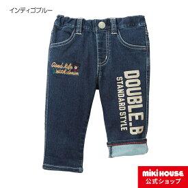 ミキハウス ダブルビー mikihouse パンツ(80cm・90cm・100cm) p201030f f02