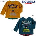 公式ショップ【セール】【ダブルB】ネイティブアメリカン長袖Tシャツ(100・110cm)