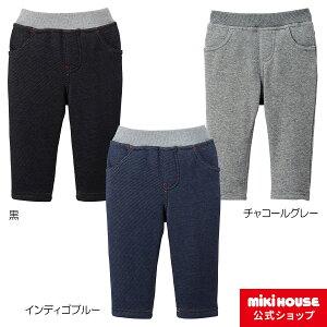 ホットビスケッツ 裏起毛パンツ(80cm-130cm)