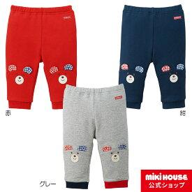 ミキハウス ホットビスケッツ mikihouse パンツ(70cm・80cm・90cm・100cm) ベビー服 キッズ 子供服 こども 男の子 女の子 ボトムス ズボン