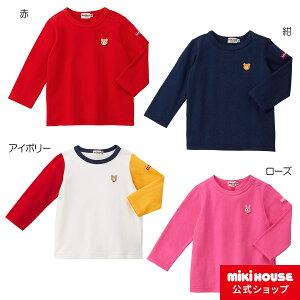 ホットビスケッツ 長袖Tシャツ(70cm-140cm)