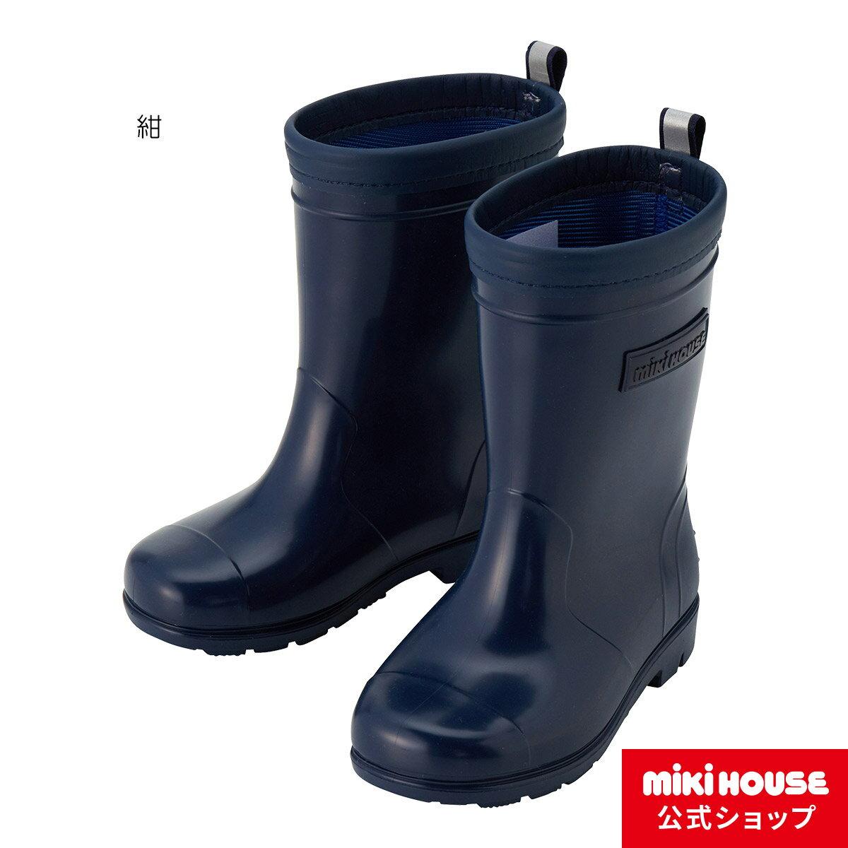 【全品10倍ポイント(9/21-9/26)】ミキハウス mikihouse mikihouse☆レインブーツ(長靴)(15cm-20cm)